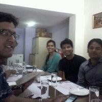 Photo taken at Kund Restaurant by Debartha B. on 10/13/2011