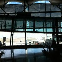 Photo taken at Terminal 4 Satélite by Enric A. on 8/7/2012