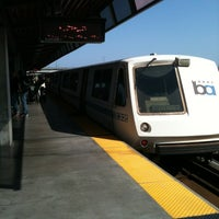 Photo taken at Coliseum BART Station by Joe F. on 5/13/2012