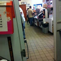 Photo taken at Dunkin' Donuts by Lenny J. on 11/13/2011