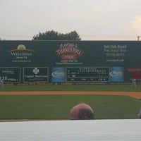 Photo taken at PeoplesBank Park by Phong D. on 5/26/2012