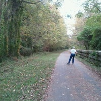 Photo taken at Little Miami Scenic Trail by Beverly C. on 10/9/2011