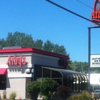 Photo taken at Arby's by Prashanth S. on 8/6/2012