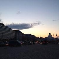 Photo taken at HSL 0435 Olympialaituri by buon v. on 6/10/2012