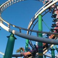 Photo taken at Castles N' Coasters by Petey P. on 9/19/2011