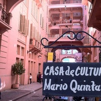 Photo taken at Casa de Cultura Mario Quintana by inominado on 11/26/2011