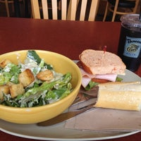 Photo taken at Panera Bread by Kelsey on 2/12/2012