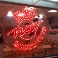 Photo taken at Krispy Kreme Doughnuts by Joe D. on 1/1/2011