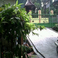 Photo taken at Jalan Juanda by Maesa Y. on 9/24/2011