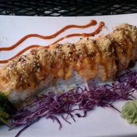 Photo taken at Cilantro Thai & Sushi by Jennifer M. on 8/17/2011