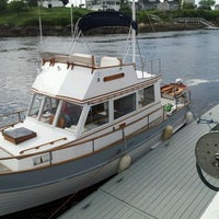 Photo taken at Biddeford Pool Yacht Club by Jasper W. on 6/6/2012