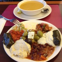Photo taken at Anatolia's Gate Restaurant by Lynn P. on 11/12/2011
