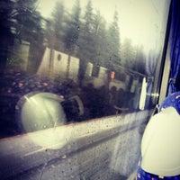 Photo taken at Buss 502 by Tobias S. on 4/11/2012