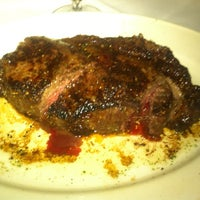 Photo taken at Pappas Bros. Steakhouse by Jeff C. on 4/20/2012
