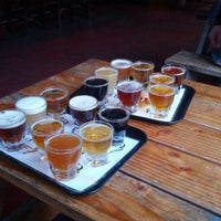 Photo taken at Amnesia Brewing by Morgan K. on 6/24/2012