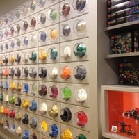 Photo taken at The LEGO Store by Kelly K. on 8/2/2012
