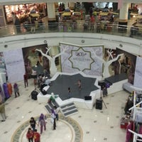 Photo taken at Shah Alam City Centre (SACC Mall) by Syafrizal A. on 8/17/2012