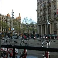 Photo taken at Hotel Catalonia Atenas by Joe L. on 4/3/2012