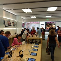 Photo taken at Apple Store, The Oaks by Jack P. on 5/5/2012