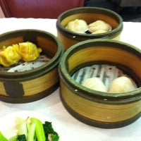 Photo taken at Canton Dim Sum & Seafood Restaurant by Olga S. on 3/28/2012