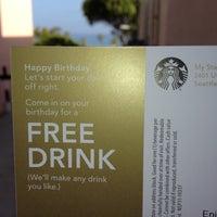 Photo taken at Starbucks by Joe P. on 6/6/2012