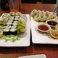 Photo taken at Kenji Sushi by Macarena D. on 5/22/2012