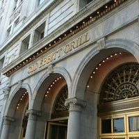 Photo taken at Old Ebbitt Grill by Scott C. on 5/13/2012