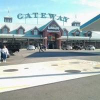 Photo taken at Gateway Travel Plaza by Keenan W. on 5/12/2012