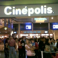 Photo taken at Cinépolis by Edith M. on 8/16/2012