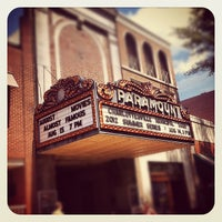 Photo taken at The Paramount by Cristian W. on 8/12/2012