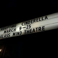 Photo taken at Glass Mind Theatre by Lynn M. on 3/16/2012