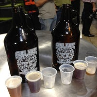 Photo taken at Sun King Brewing Co. by Ben R. on 3/23/2012