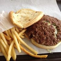 Photo taken at Giant Burger by David M. on 7/27/2012