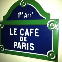 Photo taken at Cafe Campagne by danish on 3/10/2012