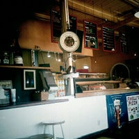 Photo taken at Finelli New York Pizzeria by Nick S. on 4/13/2012
