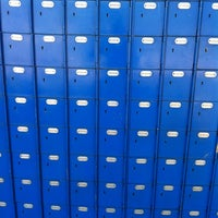 Photo taken at Post Office by Luan J. on 2/13/2012