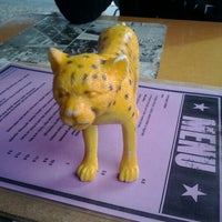 Photo taken at Lady Marmalade Café by Jake D. on 6/25/2012