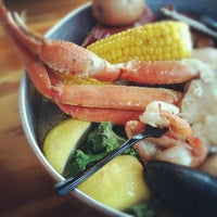 Photo taken at JT's Seafood Shack by Lesley F. on 6/9/2012