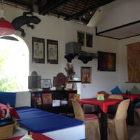Photo taken at ART-Cafe by hazel beth g. on 7/9/2012
