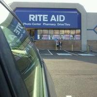 Photo taken at Rite Aid by Karen B. on 10/4/2011