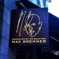 Photo taken at Max Brenner Chocolate Bar by Rental Express Property Management on 8/4/2012