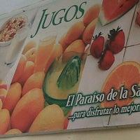 Photo taken at El Paraíso de la Salud by Meliza S. on 9/8/2012