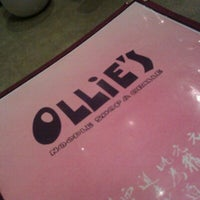 Photo taken at Ollie's Noodle Shop by Burp Fart M. on 11/13/2011