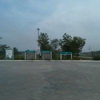 Photo taken at PETRONAS Station UTP by Muhammad Hanifi C. on 10/29/2011