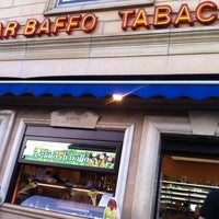 Photo taken at Gran Caffè Baffo by Michele B. on 6/27/2012