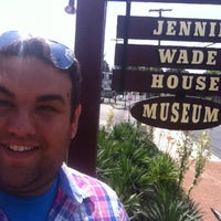 Photo taken at Jennie Wade House by Bobby C. on 6/3/2012
