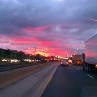 Photo taken at Kennedy Expressway by Lee A. on 10/11/2011