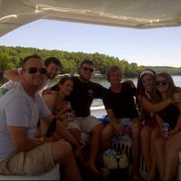 Photo taken at On A Boat by Bob B. on 8/6/2012