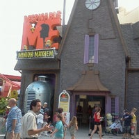 Photo taken at Despicable Me: Minion Mayhem by Sharlene A. on 6/17/2012