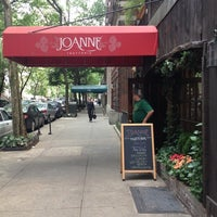 Photo taken at Joanne Trattoria by Olivia on 6/1/2012